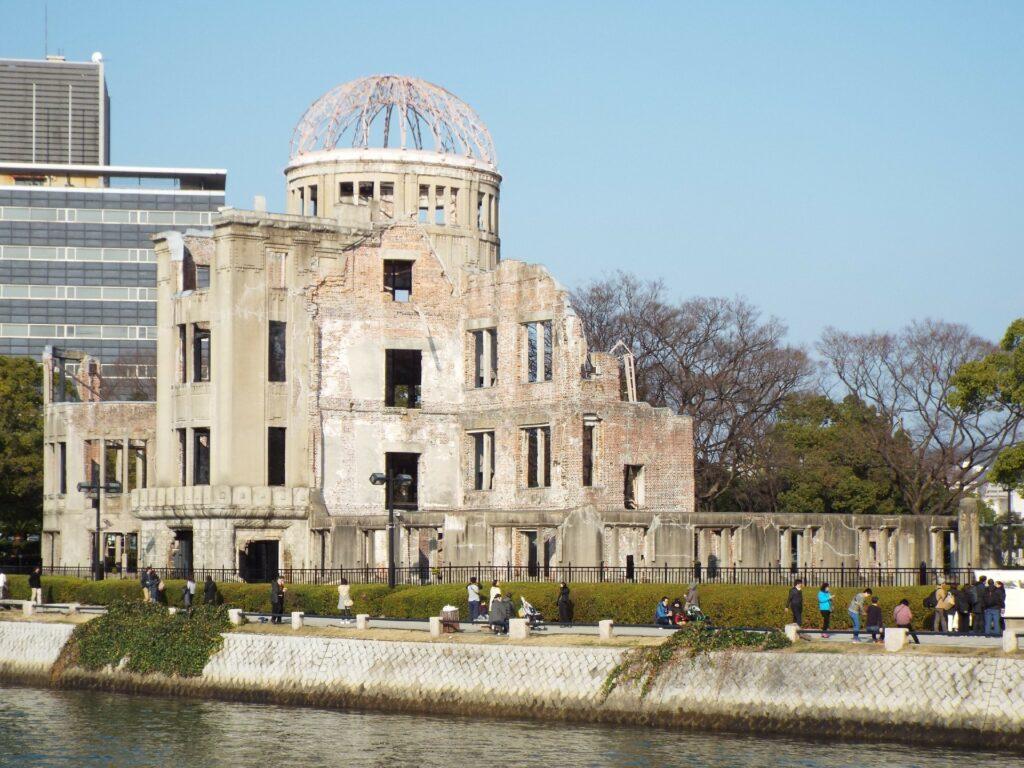 Hiroshima - Dôme de Genbaku