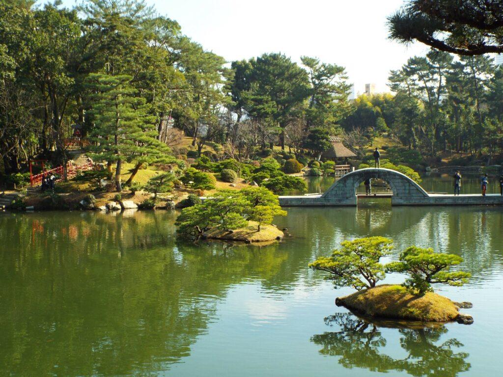 Hiroshima - Jardin Shukkei-en