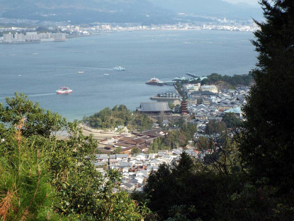 Miyajima - Mont Misen