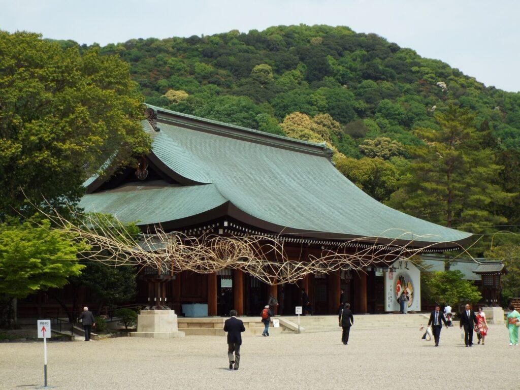 Kashihara-jingū