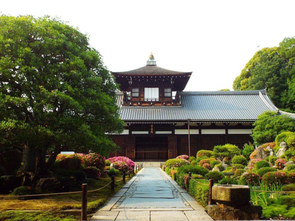Tōfuku-ji Kaizandō