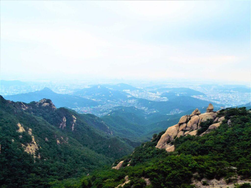 Parc national Bukhansan