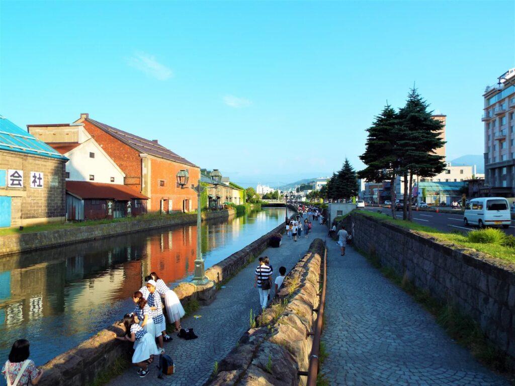 Canal d'Otaru