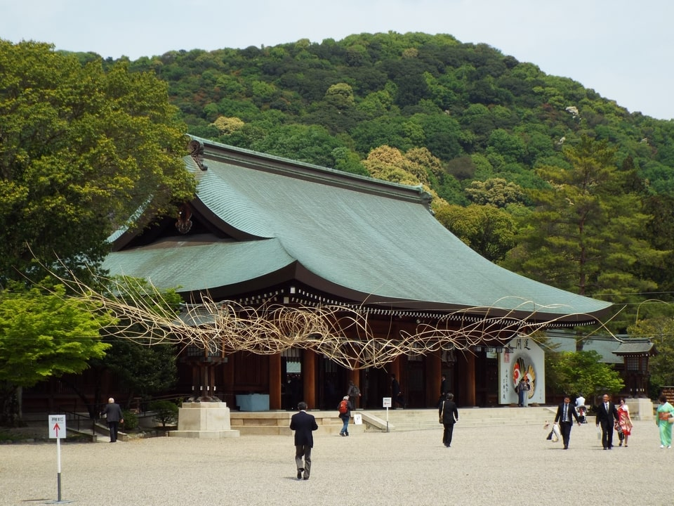 Asuka – Kashihara-jingū