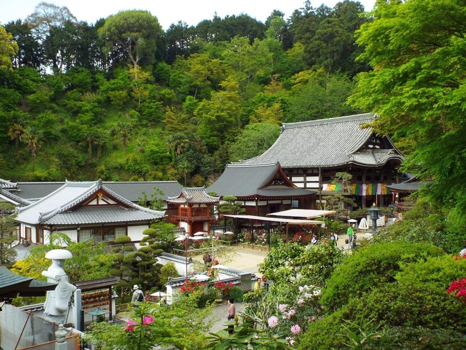 Asuka – Oka-dera