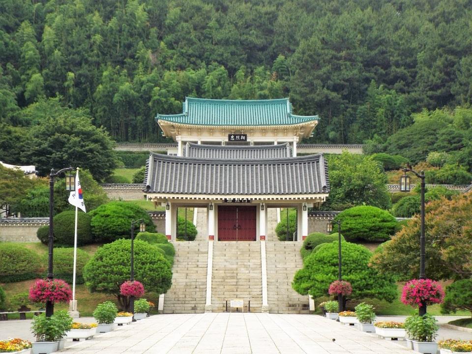 Busan – Chungnyeolsa