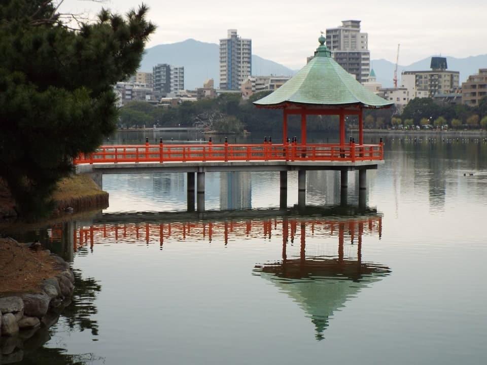 Fukuoka – Tour rapide de la ville