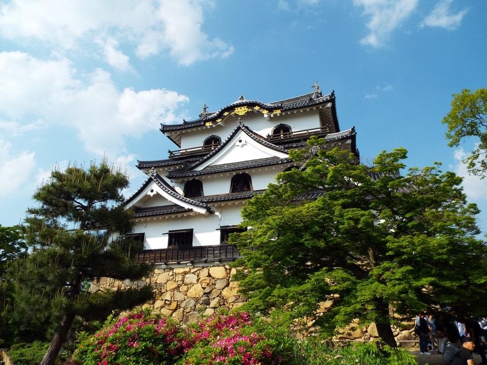 Hikone – Château de Hikone