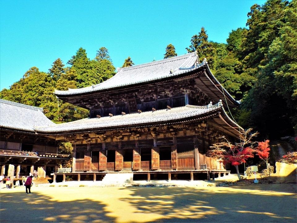 Himeji – Engyō-ji : Mitsunodō