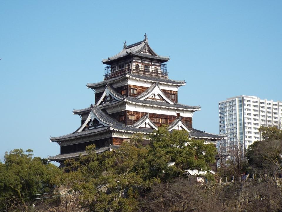 Hiroshima – Château de Hiroshima