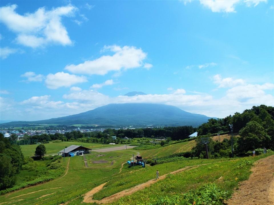 Hokkaido – Kutchan : Mont Yōtei