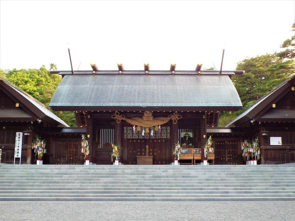 Hokkaido – Sapporo : Hokkaidō-jingū