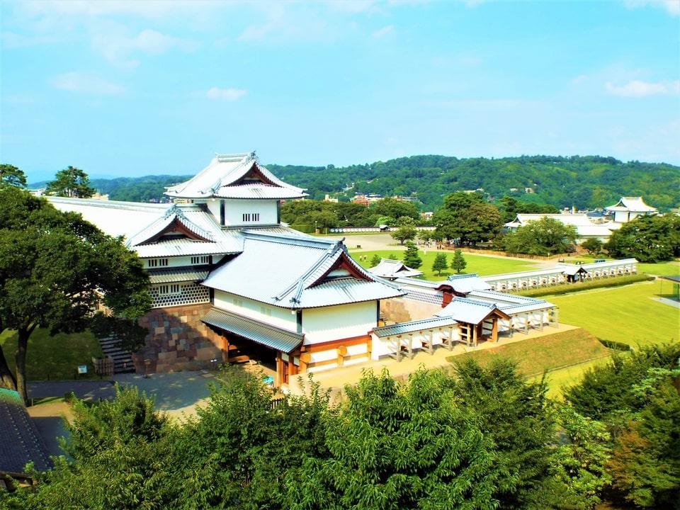 Kanazawa – Château de Kanazawa