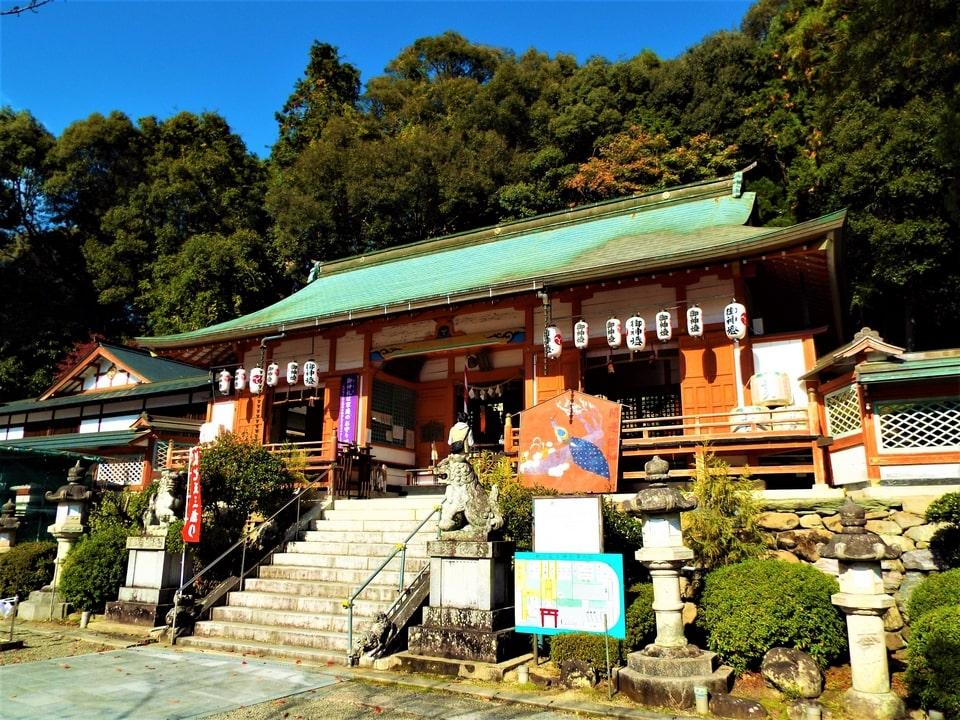 Kinokawa – Kokawa Ubusuna-jinja