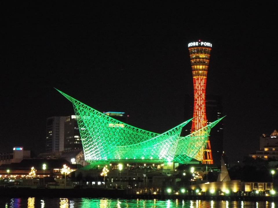 Kobe – Le port de Kobe