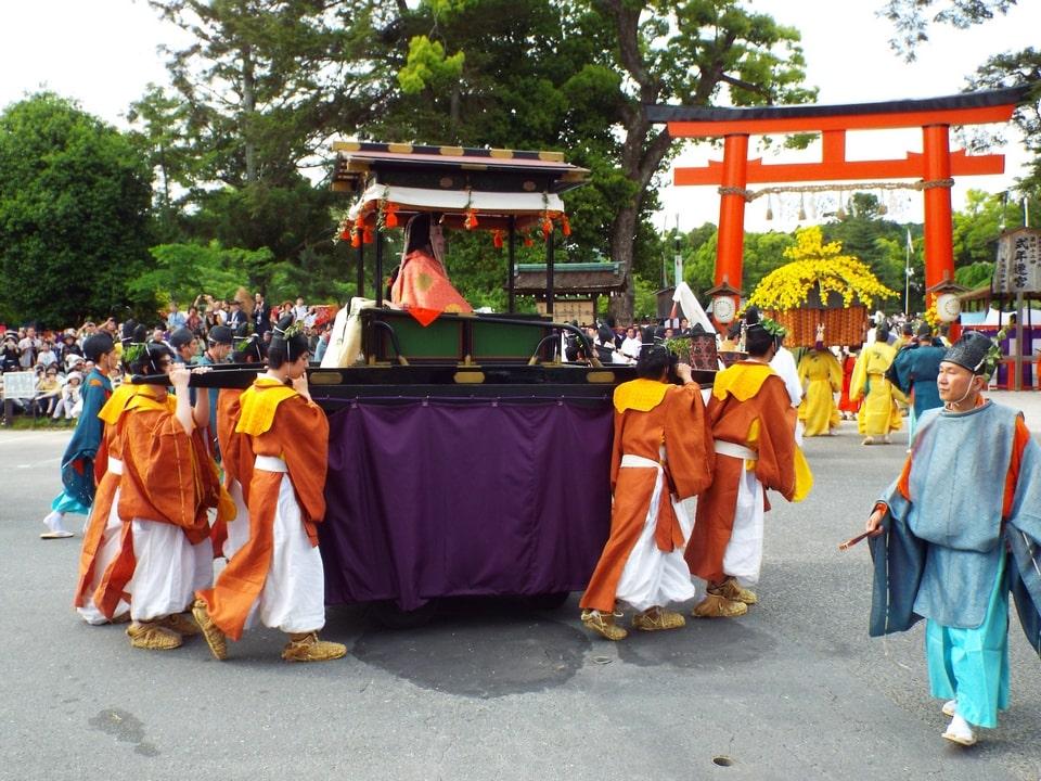 Kyoto – Aoi Matsuri