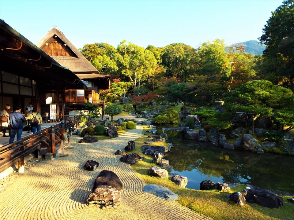 Kyoto – Daigo-ji : Sanbō-in