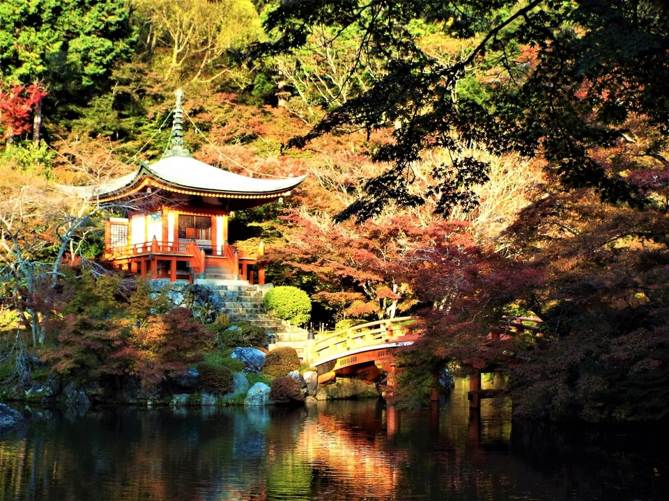 Kyoto – Daigo-ji : Shimo Daigo