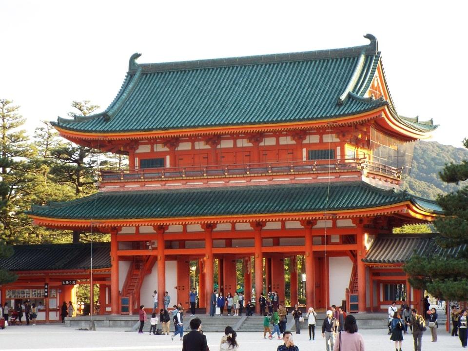 Kyoto – Heian-jingū