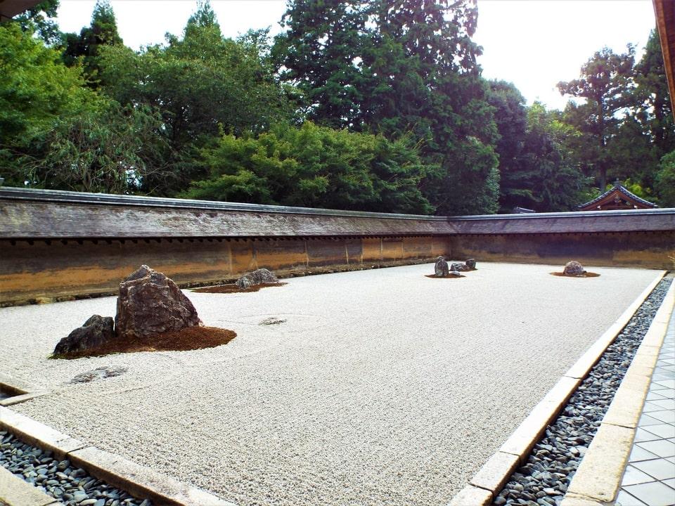 Kyoto – Ryōan-ji