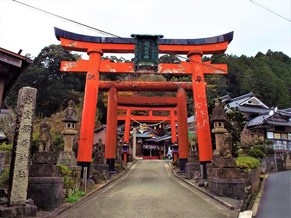 Maizuru – Iwamuro Inari-jinja
