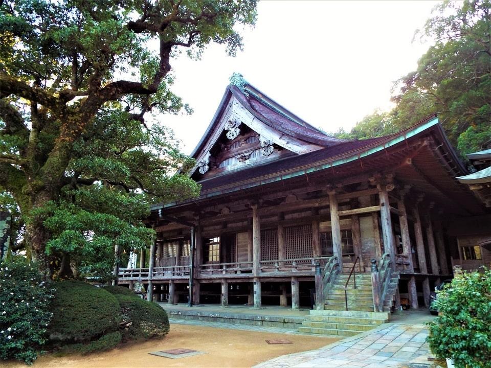Nachikatsuura – Seiganto-ji