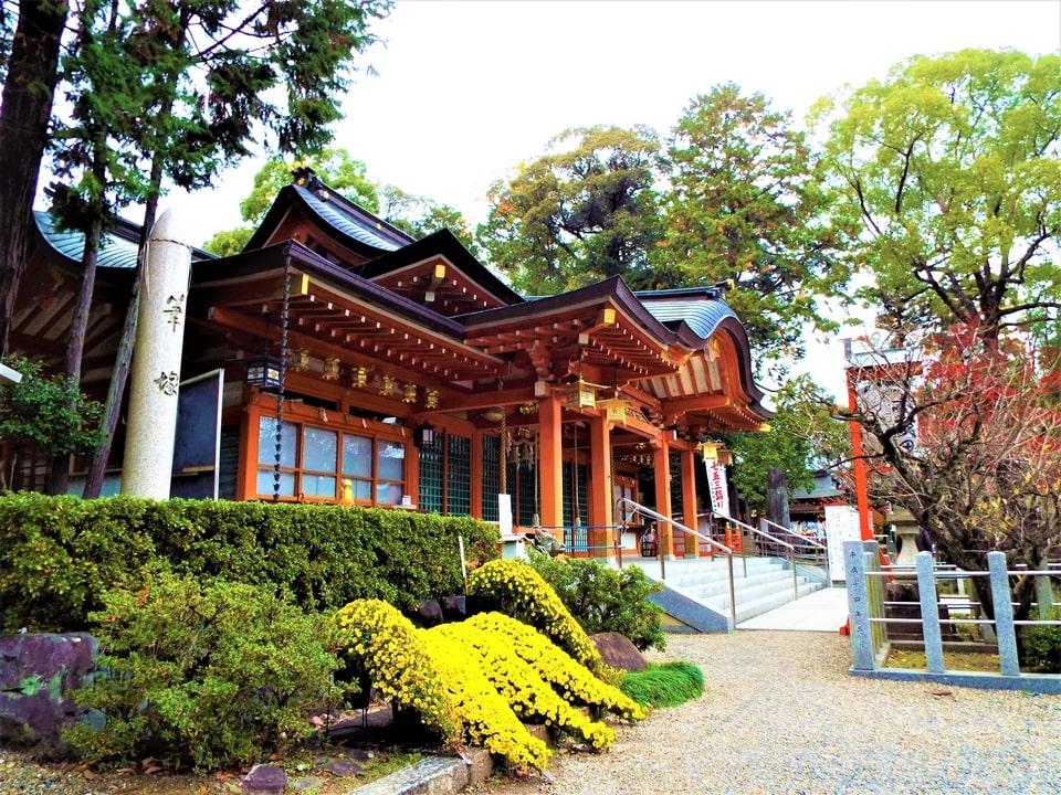 Nagaokakyō – Nagaoka Tenman-gū