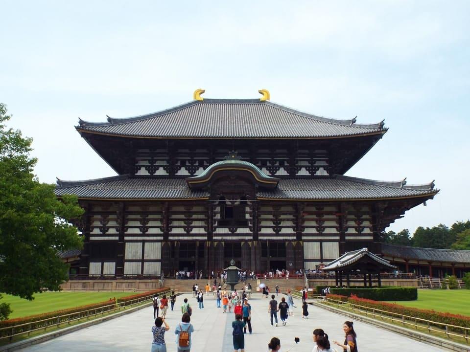 Nara – Tōdai-ji