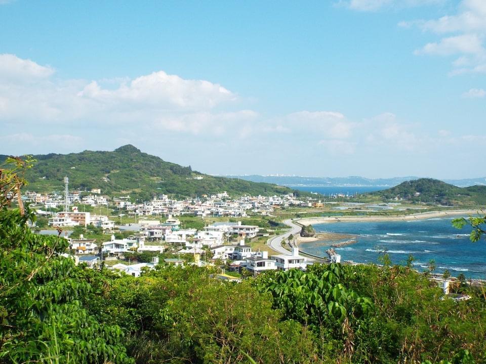 Okinawa – Azama
