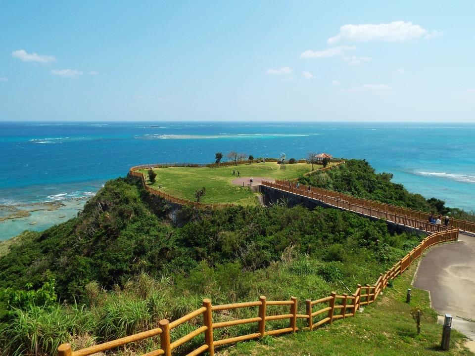 Okinawa – Cape Chinen Park