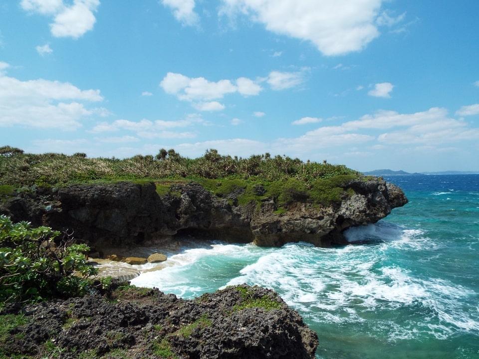 Okinawa – Île de Kudaka