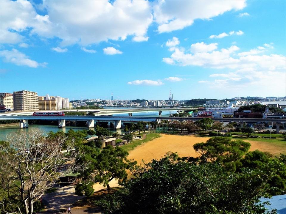 Okinawa – Découverte de Naha : Ōnoyama-chō