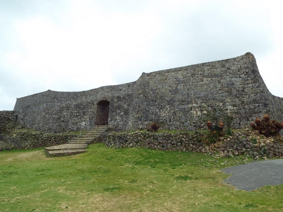 Okinawa – Nakagusuku : Château de Nakagusuku