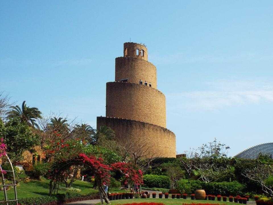 Okinawa – Ocean Expo Park : Tropical Dream Center