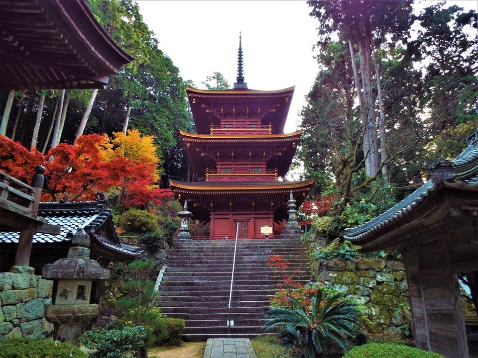 Omihachiman – Chōmei-ji