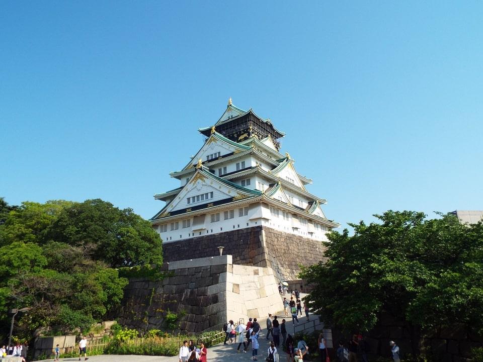 Osaka – Château d'Osaka