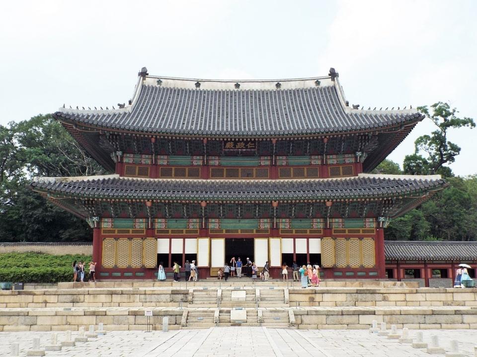 Séoul – Changdeokgung