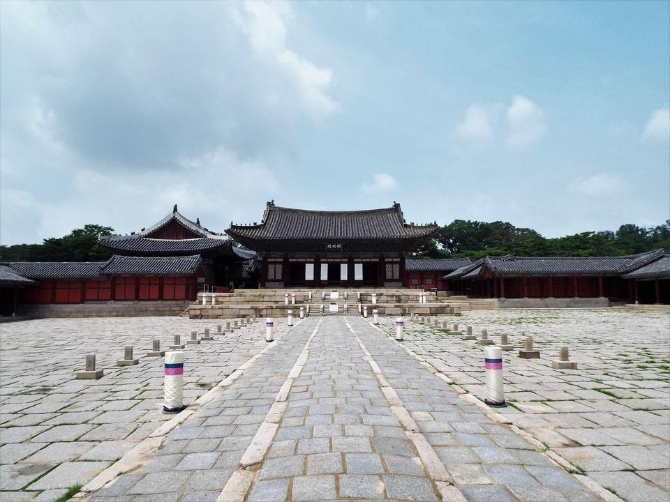 Séoul – Changgyeonggung