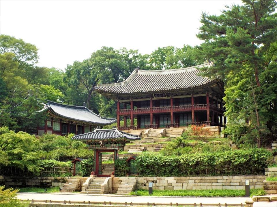 Séoul – Huwon, le jardin secret de Changdeokgung