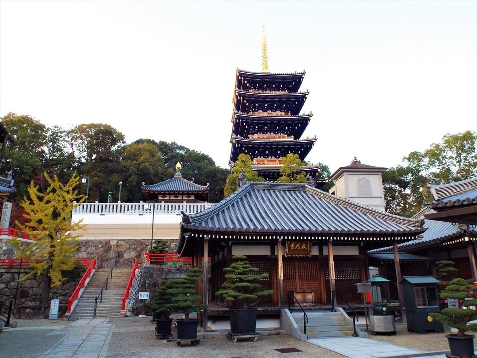 Takarazuka – Nakayama-dera