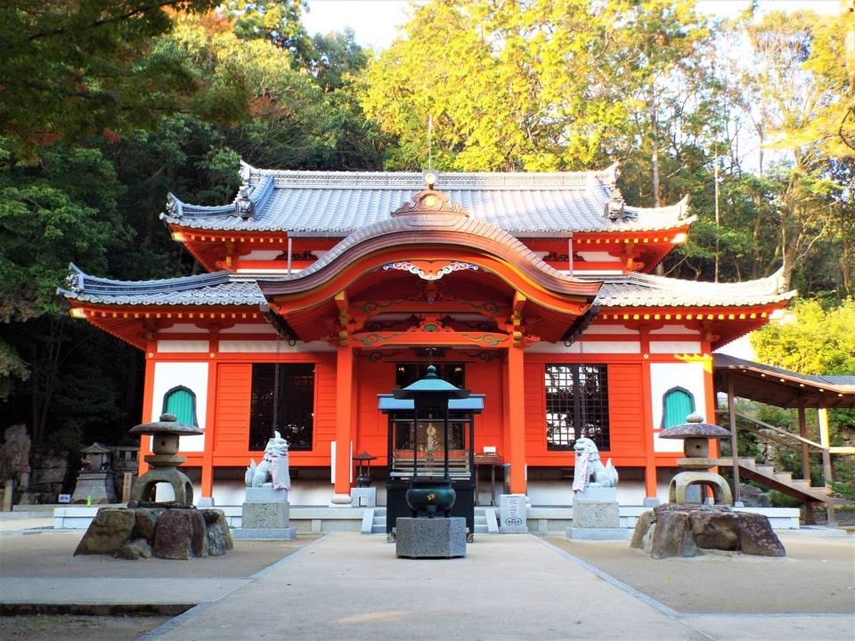 Takarazuka – Nakayama-dera Okuno-in