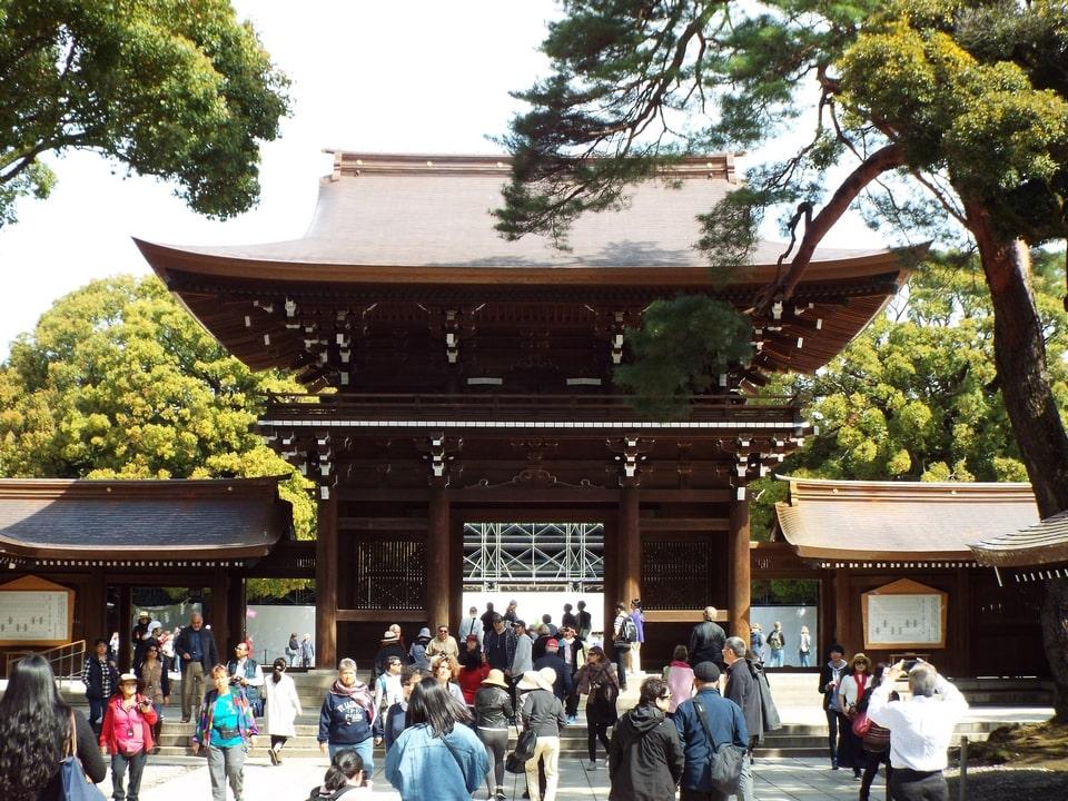 Tokyo – Meiji-jingū