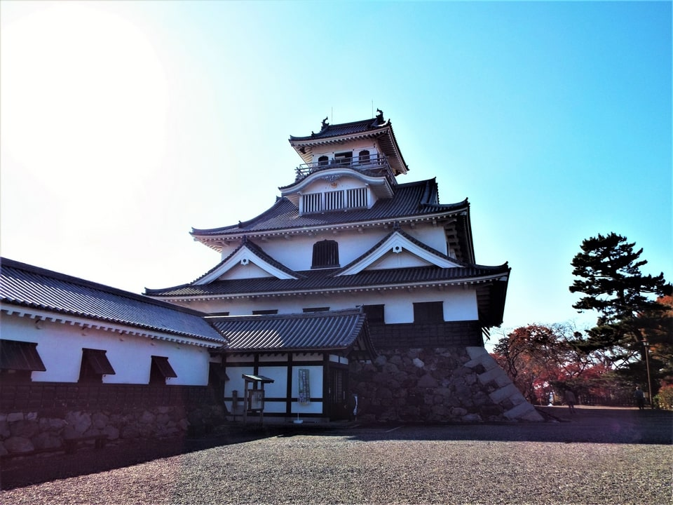 Nagahama – Château de Nagahama
