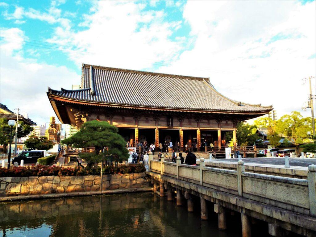 Shi Tennō-ji : Roku-ji Raisan-dō