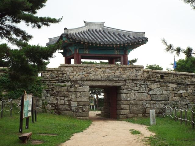 Busan - Geumjeongsan Porte Nord & Sud