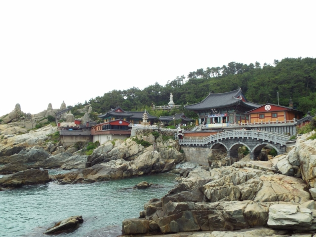 Busan - Haedong Yonggungsa