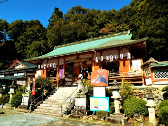 Kokawa Ubusuna-jinja