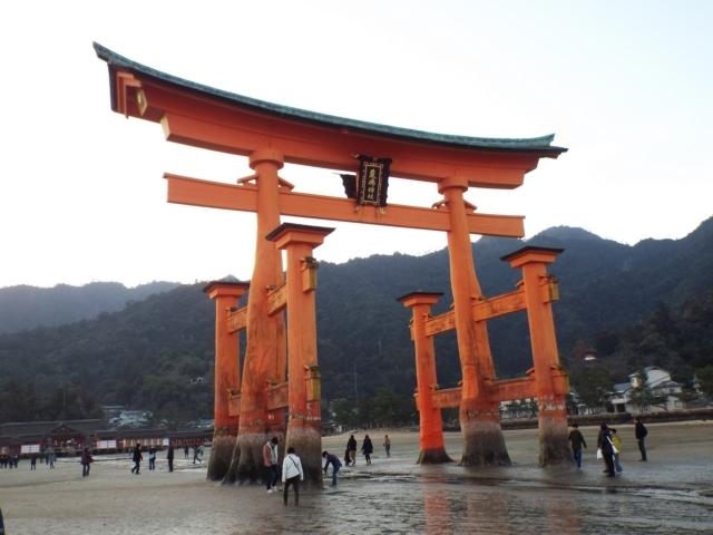 Miyajima Itsukushima jinja