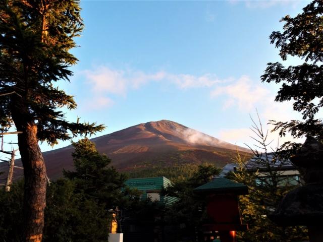 Mont Fuji - sentier Yoshida