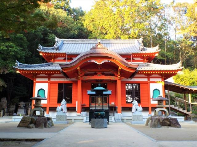 Nakayama-dera : Okuno-in